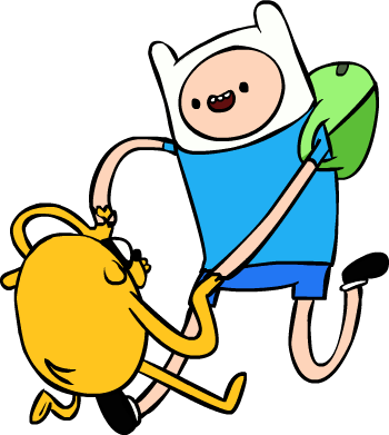 finn and jake by LazerSofa PlusPng.com  - Finn And Jake PNG