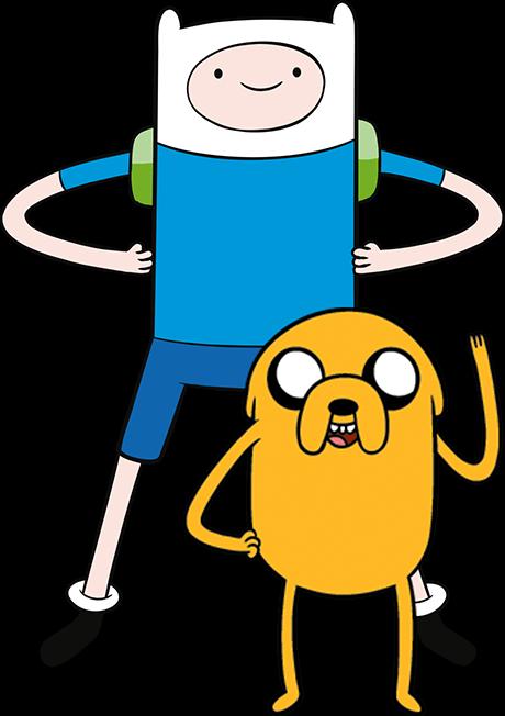 Finn u0026 Jake - Finn And Jake PNG