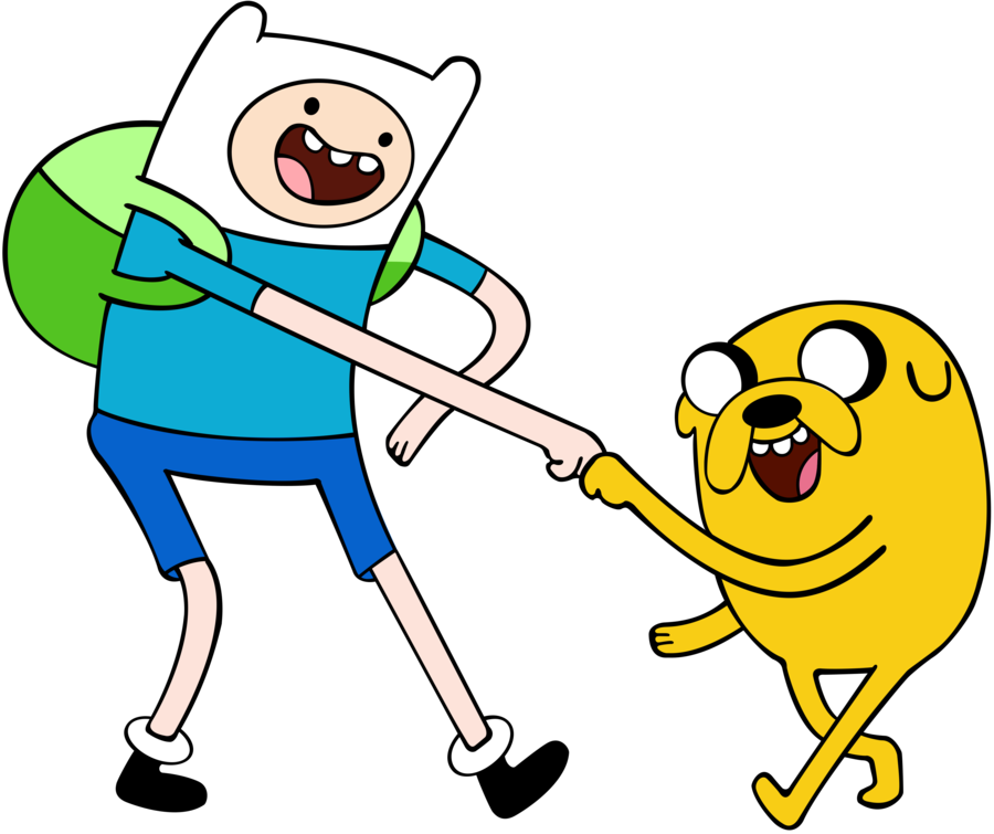 Finn And Jake PNG