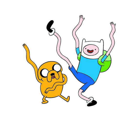 Image - Finn and Jake dancing.png | Adventure Time Wiki | FANDOM powered by  Wikia - Finn And Jake PNG