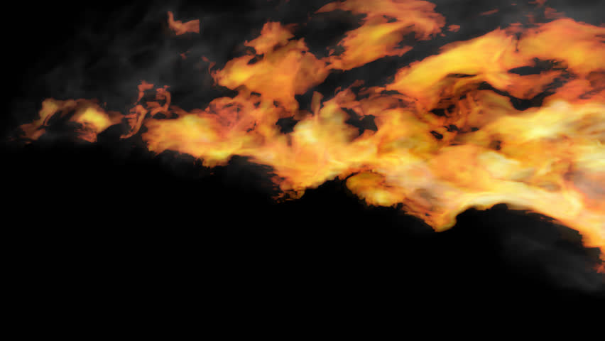 Animated Realistic Fire-breathing Dragonu0027s Flames With Alpha. (Alpha  Channel Embedded With HD PNG File) Stock Footage Video 9133997 |  Shutterstock - Fire Breathing Dragon PNG HD