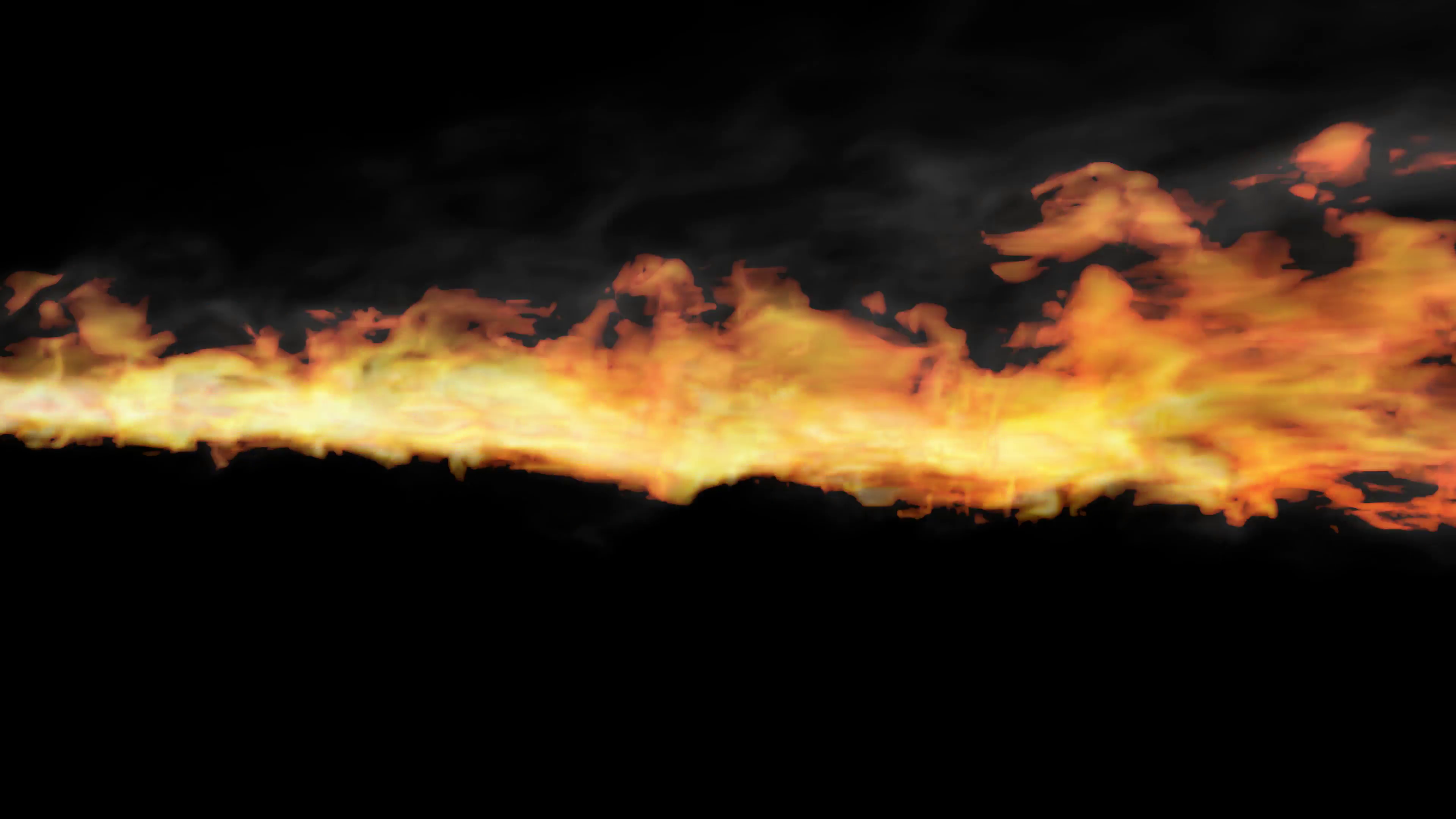 Animated realistic stream of fire like fire-breathing dragonu0027s flames in 4k  and with alpha. (Alpha channel embedded with 4k PNG file) Motion Background  - PlusPng.com  - Fire Breathing Dragon PNG HD