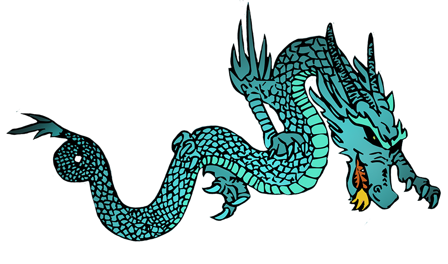 Fire Breathing Dragon - Fire Breathing Dragon PNG HD