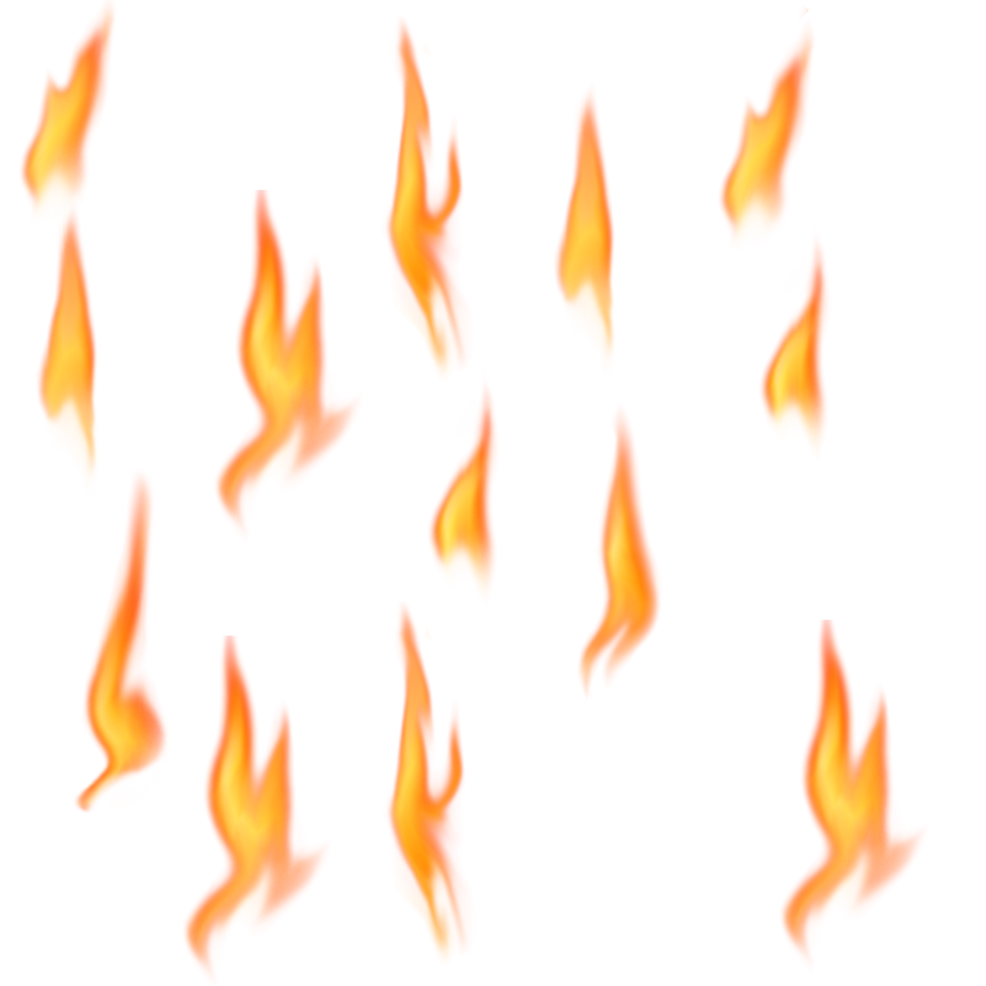 Fire Flames PNG - 9645