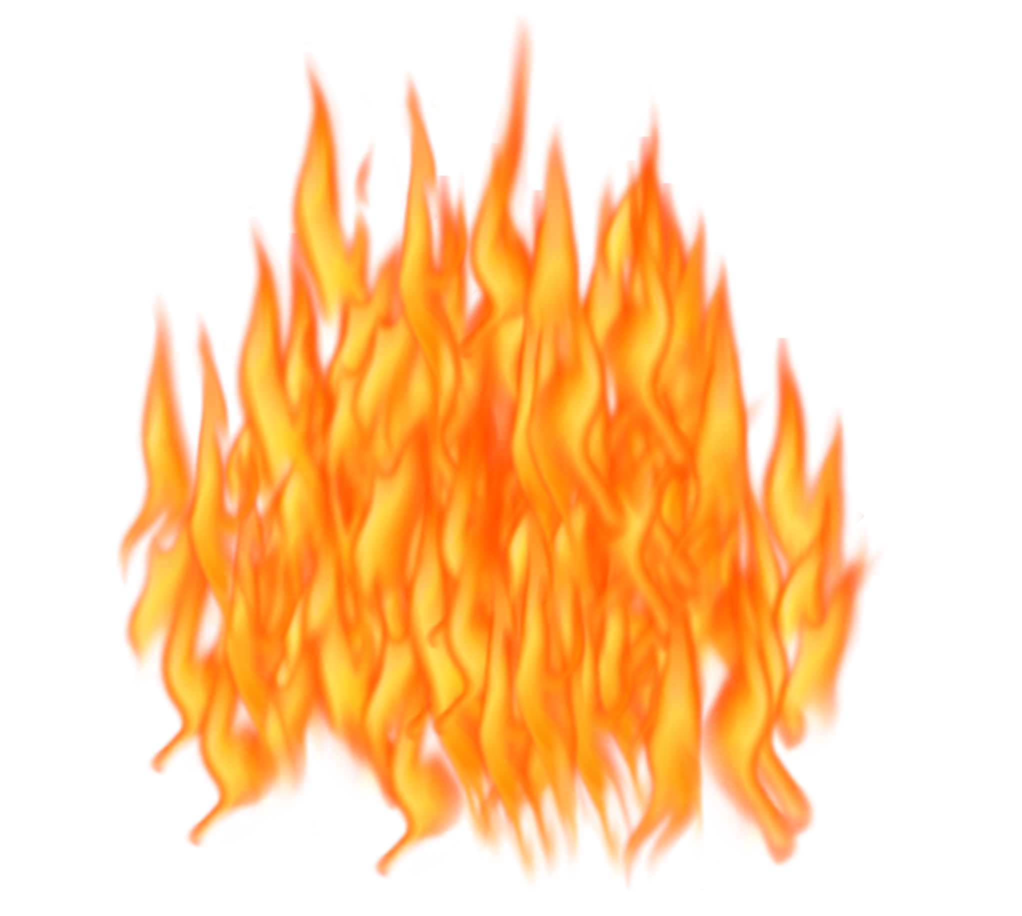 Picture Of Fire Flames Clipar