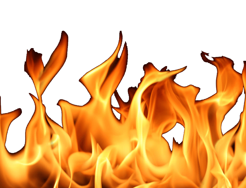 Fire Flames PNG - 9646