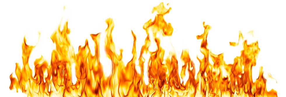 Fire Flames PNG - 9649