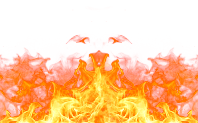 Fire Flames PNG - 9652