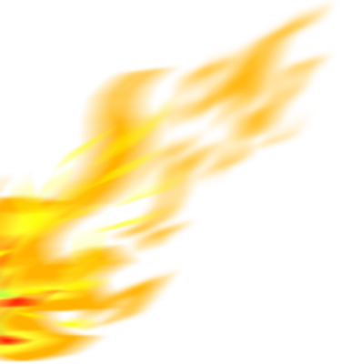 Fire Flames PNG - 9661