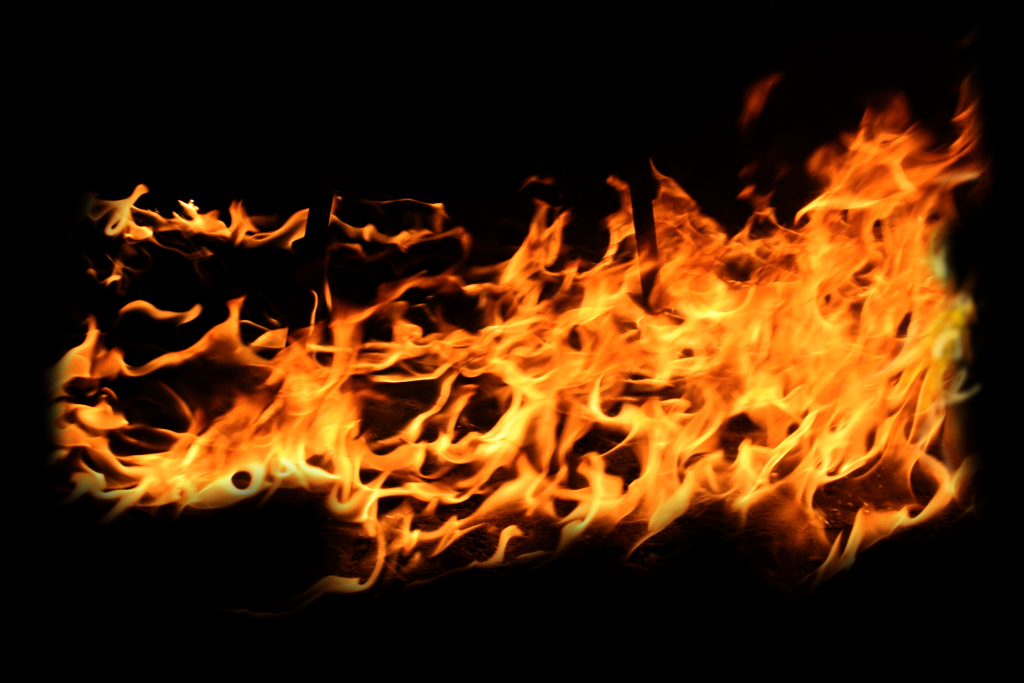 Fire Flames PNG - 9659