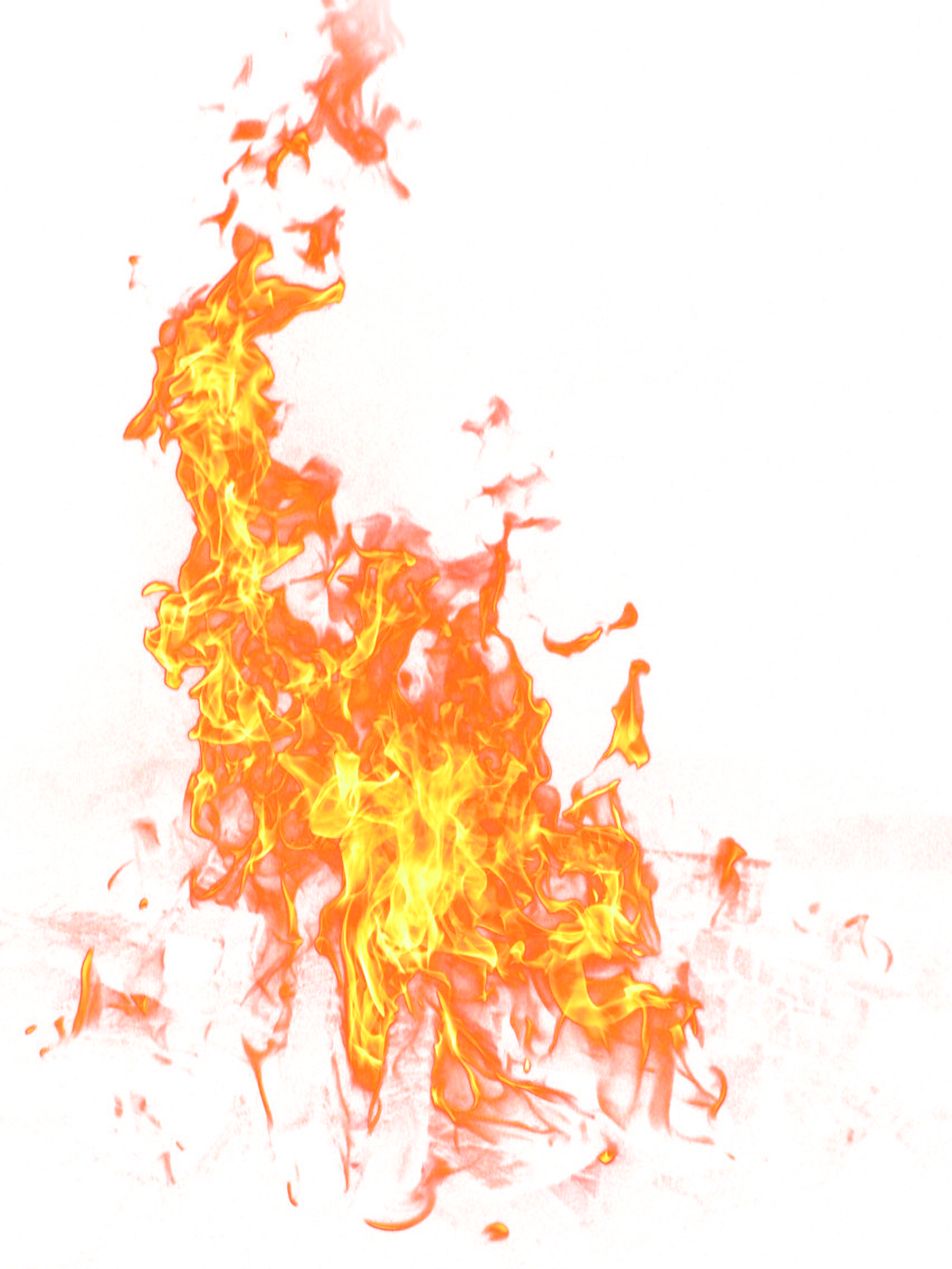 Fire Flames PNG - 9647