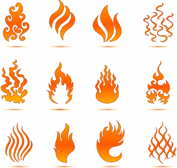 Fire Flames PNG - 9653