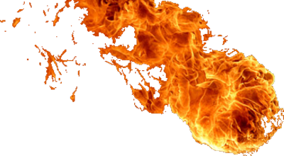 Fire Flames PNG - 9650