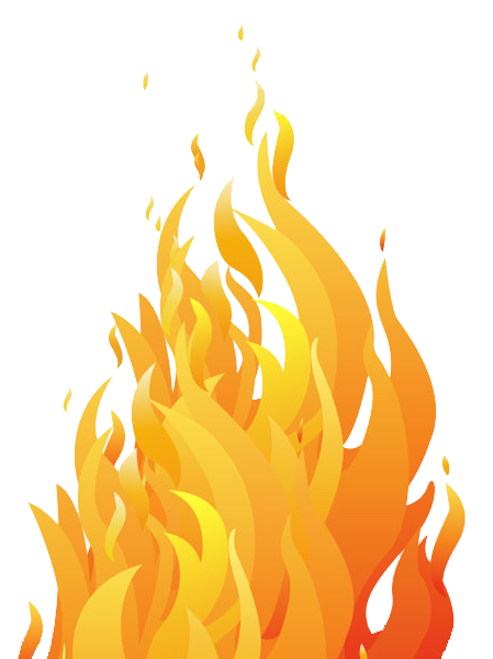 Fire Flames PNG - 9651