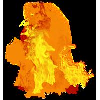 Fire HD PNG - 89213