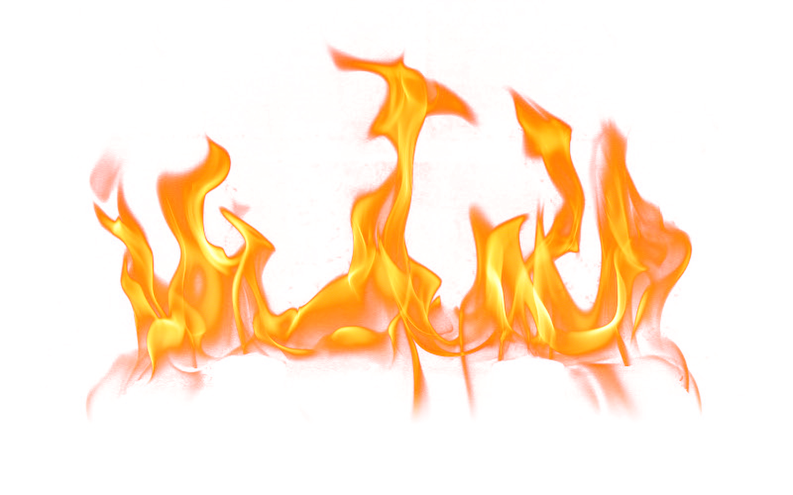 fire rendered in PNG with alp