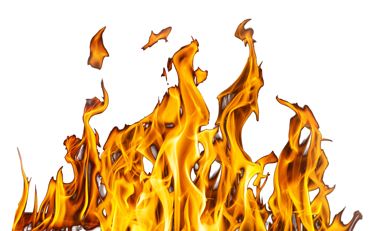 Fire HD PNG