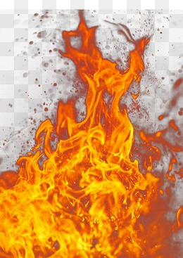 Flame effects, , , Red PNG and PSD - Fire HD PNG