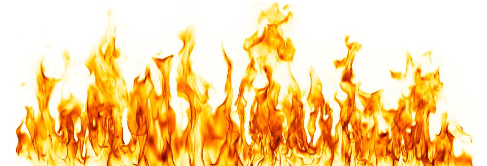 Fire Flame Transparent Backgr