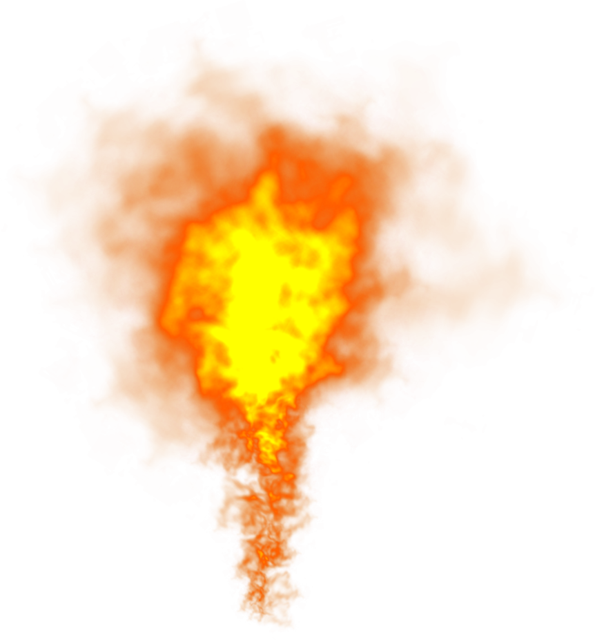 misc fire element png by dbszabo1 PlusPng.com  - Fire PNG Gif