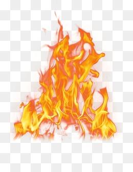 Hot fire - Fire PNG