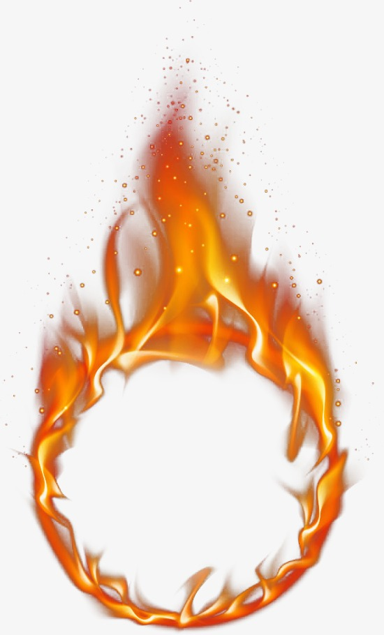 of Fire PSD material - Fire PNG