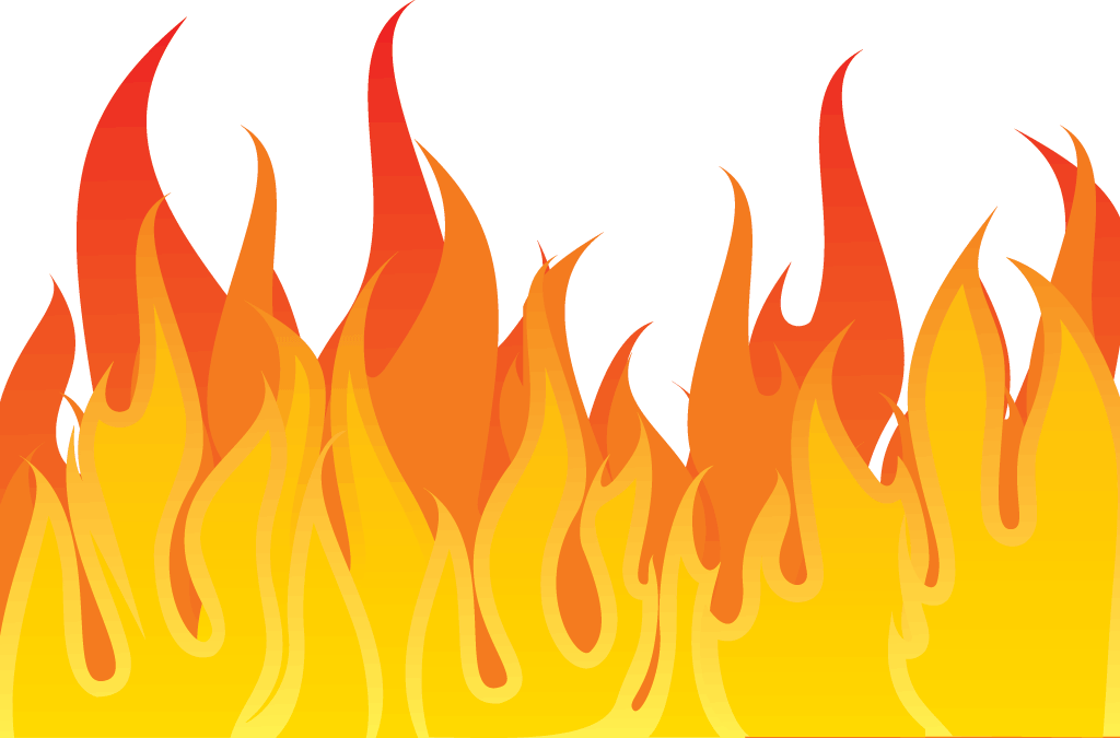 Picture Of Fire Flames Cliparts image #700 - Fire PNG
