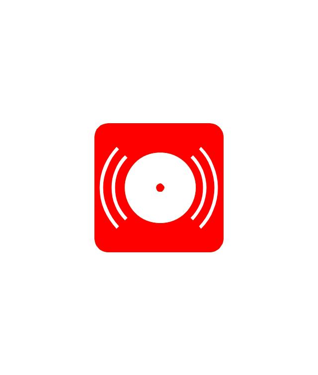 Fire Siren PNG - 85721