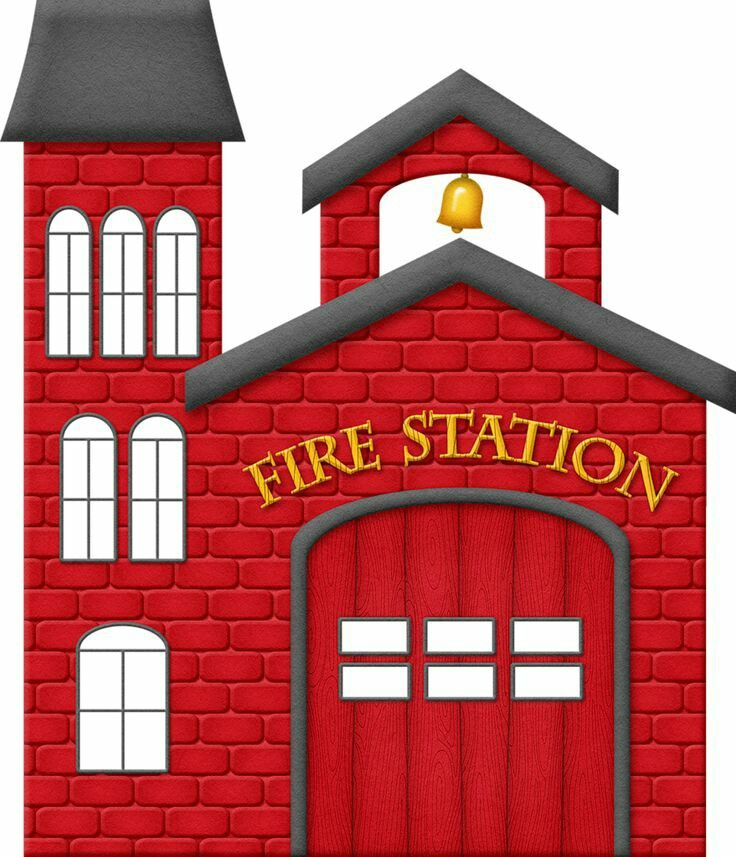 Fire Station PNG HD-PlusPNG.com-736 - Fire Station PNG HD