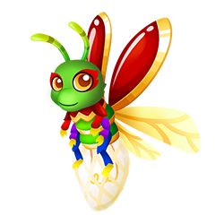 Festive Firefly Adult.png - Firefly PNG