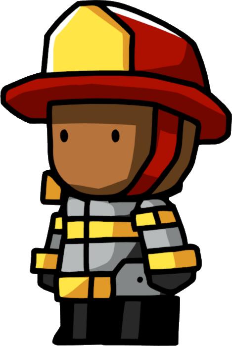 Fireman HD PNG - 96784
