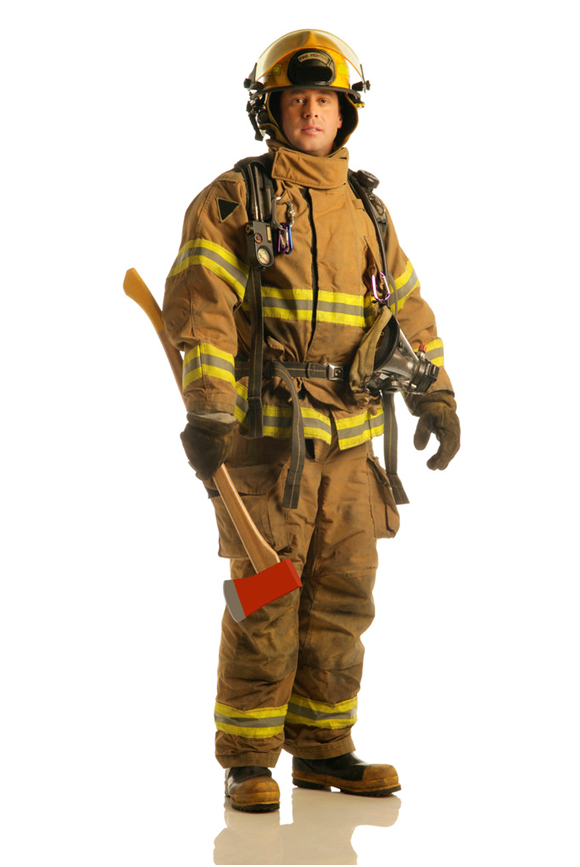 Fireman HD PNG - 96772