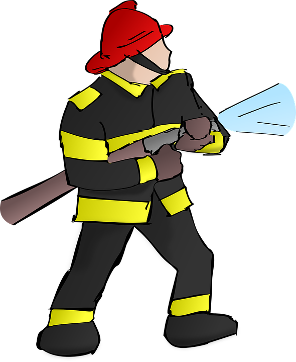 Fireman HD PNG - 96786