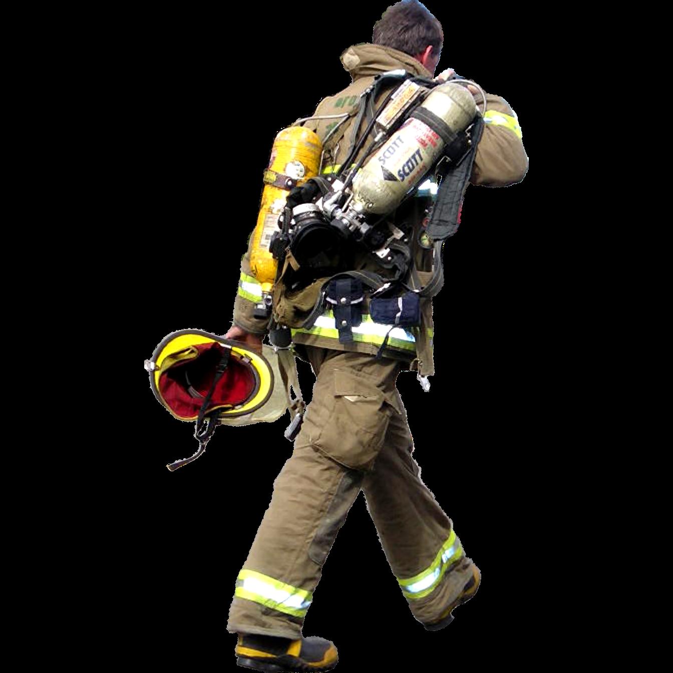 Fireman HD PNG - 96773