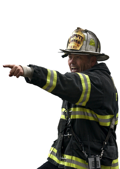 Fireman HD PNG - 96774