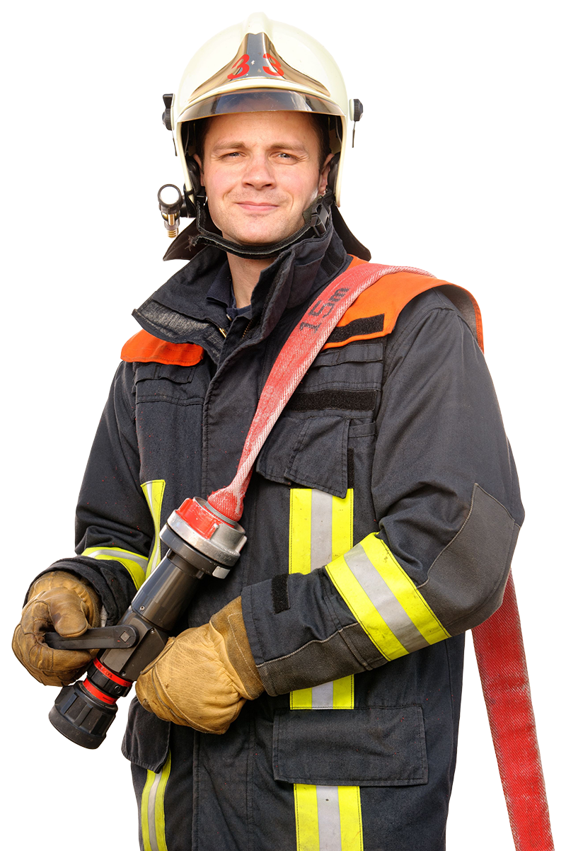 Firefighter PNG - Fireman HD PNG