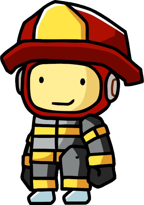 Image - Fireman Uniform.png | Scribblenauts Wiki | FANDOM powered by Wikia - Fireman HD PNG