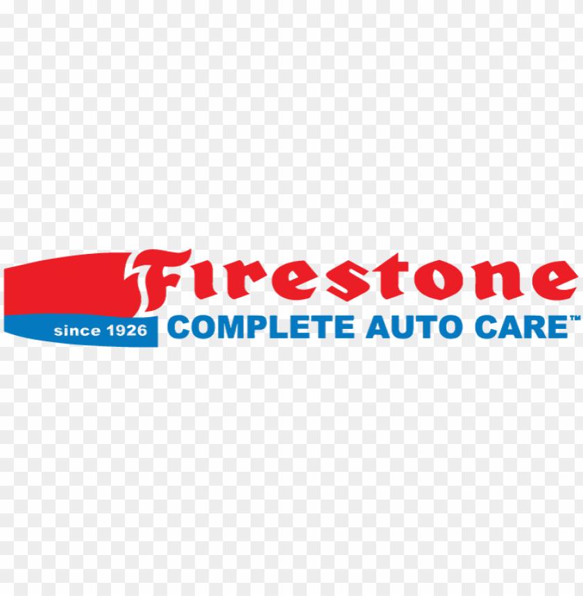 Firestone Logo - Firestone Auto Care Logo Png Image With Pluspng.com  - Firestone Logo PNG