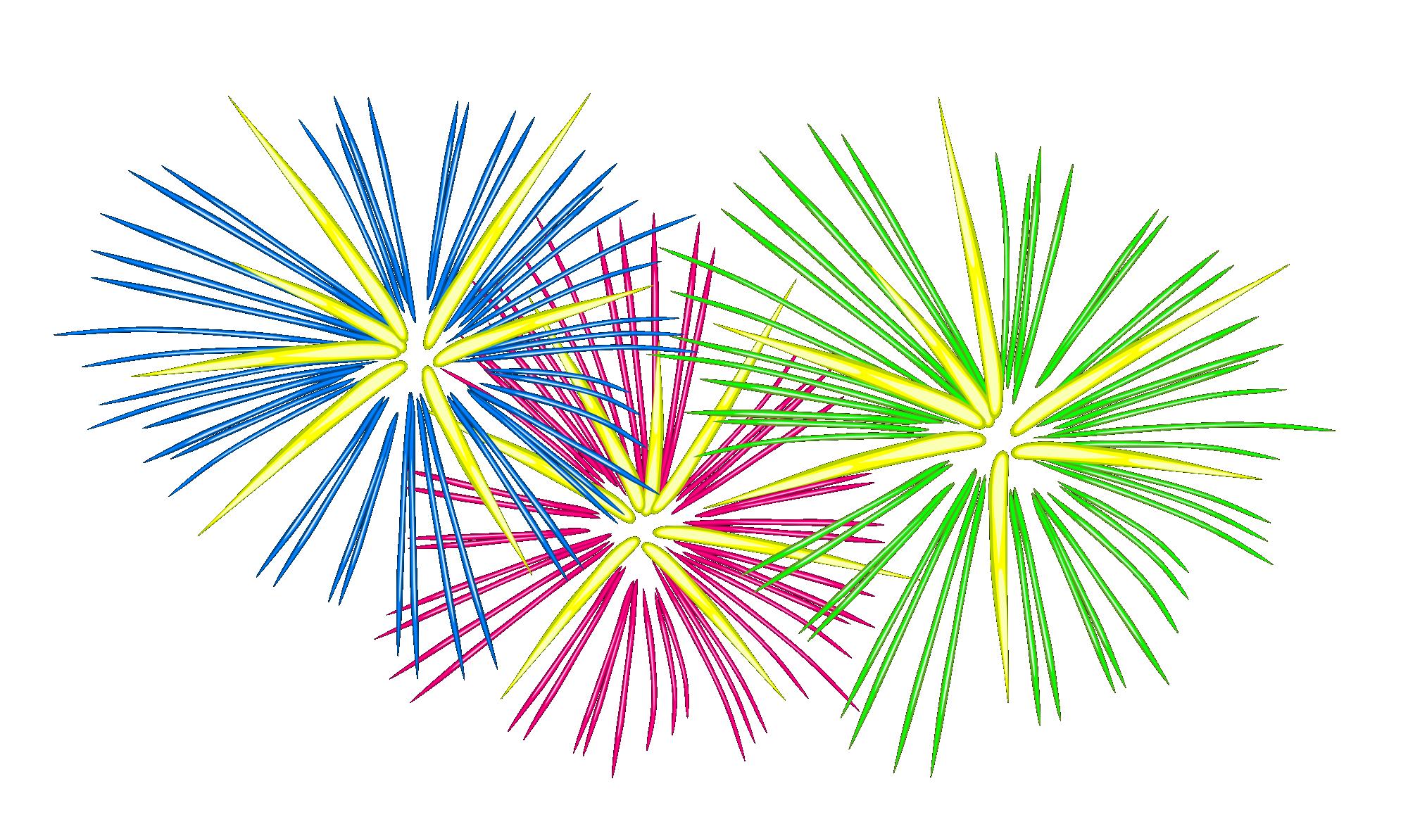 Firework HD PNG - 91330