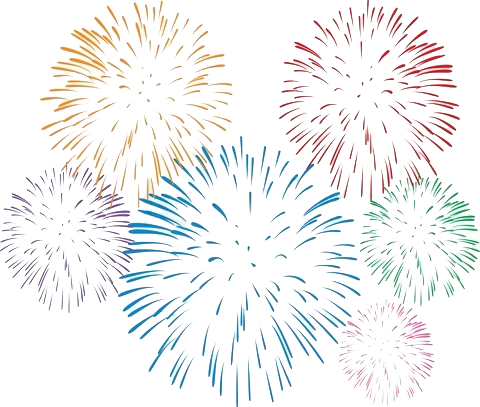 Fireworks Free Download Png PNG Image - Firework HD PNG