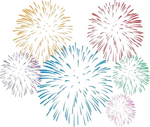Firework HD PNG - 91321