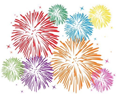 Fireworks Png - Fireworks PNG