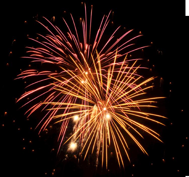 Firework HD PNG - 91323