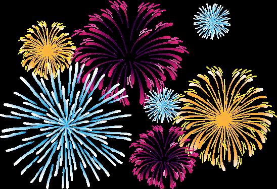 Firework HD PNG - 91324