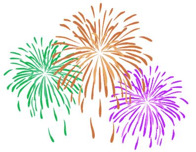 Fireworks PNG - 14732