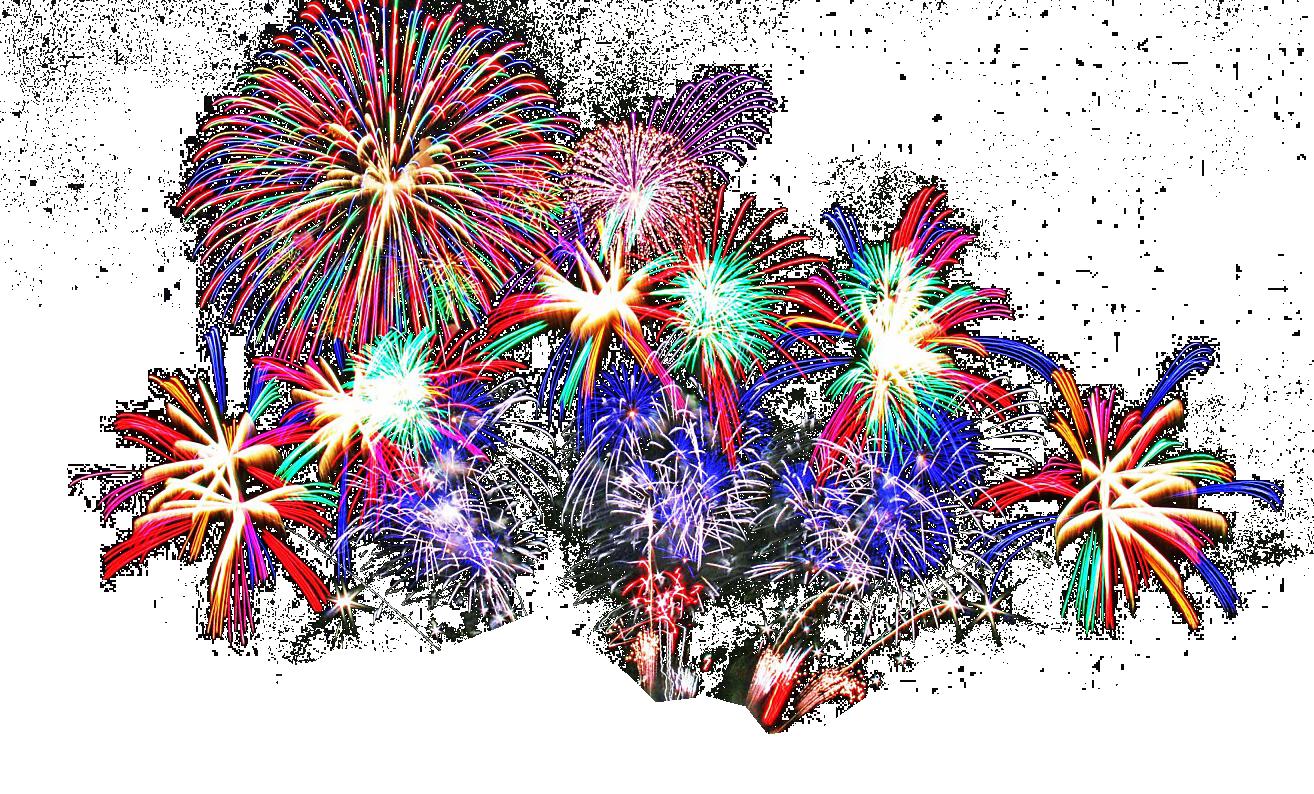 Fireworks PNG - 14726