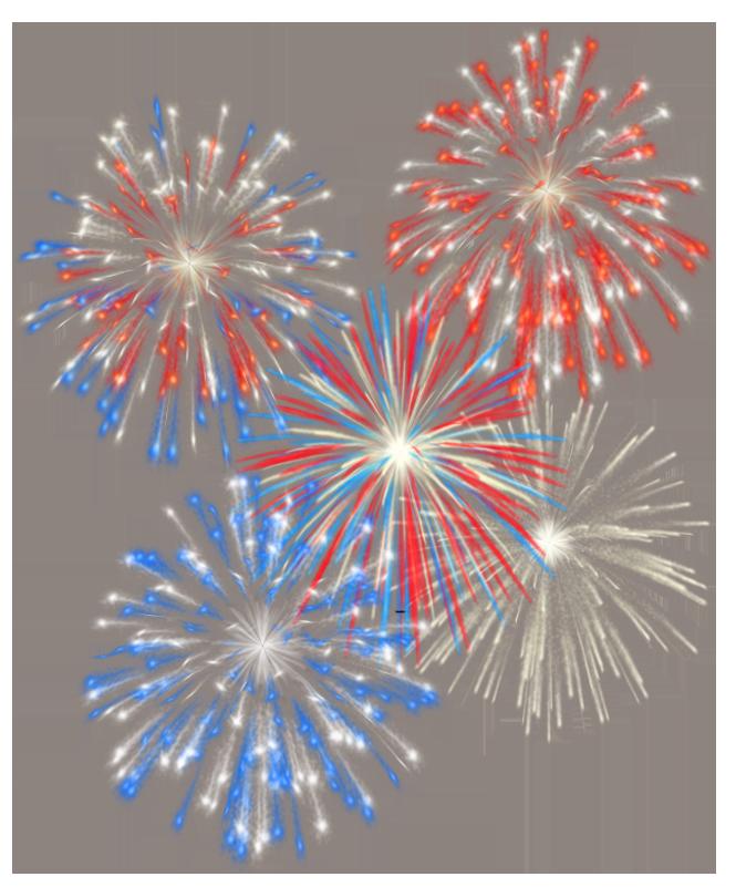 Fireworks PNG - 14728