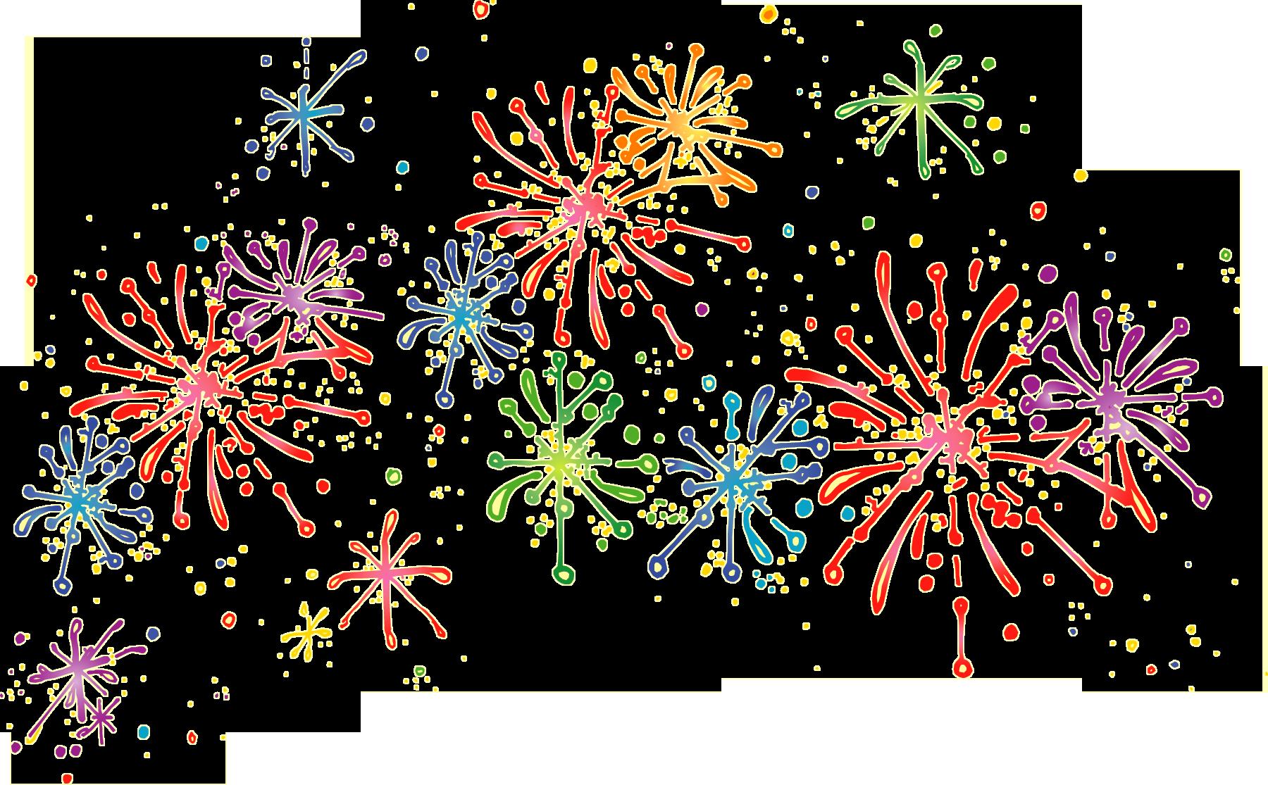 Fireworks PNG - 14722