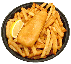 Fish And Chips PNG HD - 122587