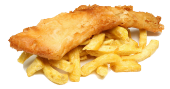 Fish And Chips PNG HD - 122583